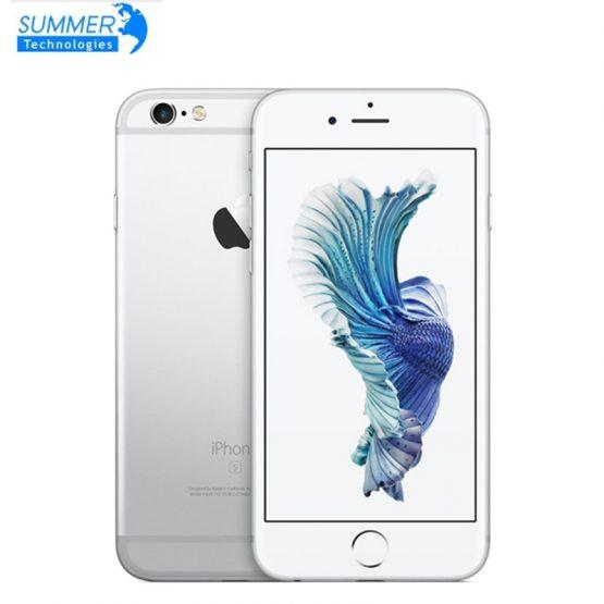 "Apple iPhone 6S Smartphone Original Unlocked 4.7"" IOS Dual Core A9 16/64/128GB ROM 2GB RAM 12.0MP 4G LTE IOS Mobile Phone"