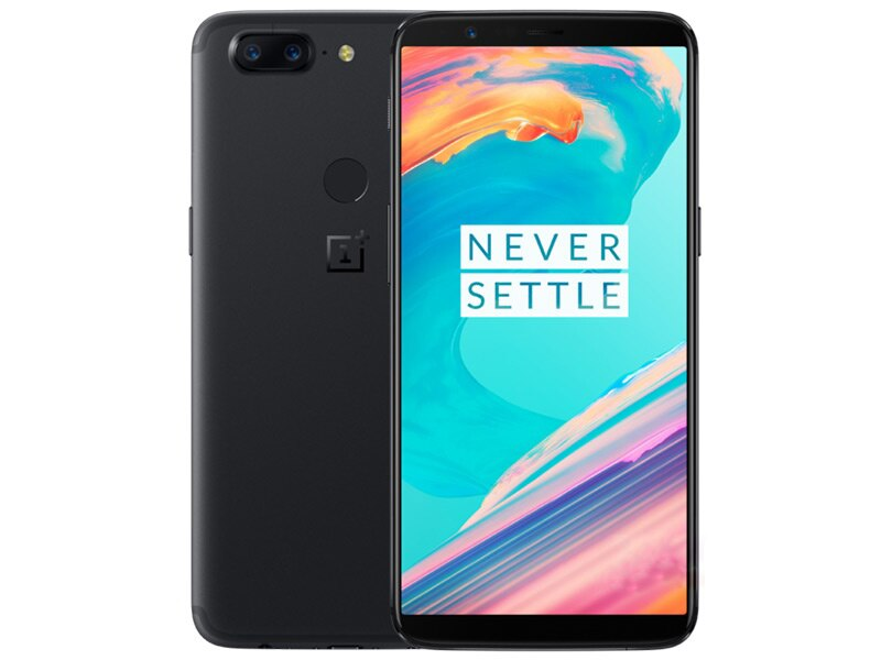 "New Unlock Original Version Oneplus 5T A5010 Smartphone 4G LTE 6.01"" 8GB RAM 128GB Dual SIM Card 1080x2160 pixels Mobile Phone"