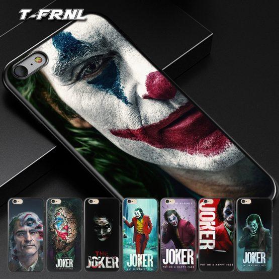 For fundas iPhone 11 case 2019 Joker for iPhone X case for coque iPhone XR case For fundas iPhone 11 case 2019 Joker for iPhone X case for coque iPhone XR case 5 5S SE 6 7 8 Plus XS 11 Pro Max case.