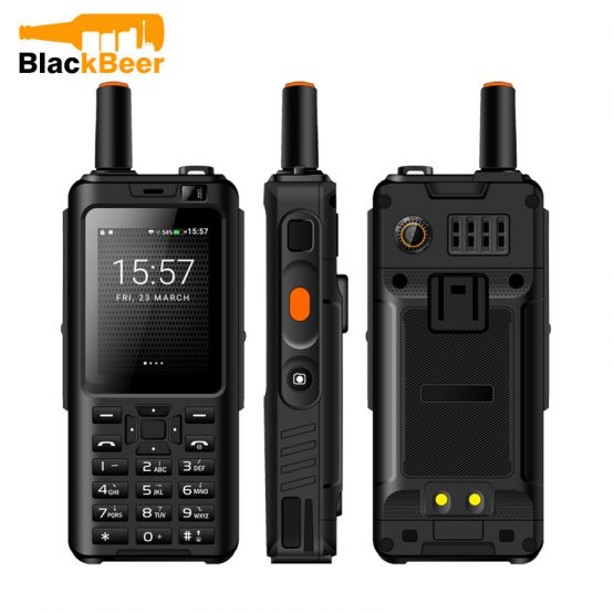 UNIWA F40 Zello Walkie Talkie 4G Mobile Phone IP65 Waterproof Rugged Smartphone MTK6737M Quad Core Android Feature Phone