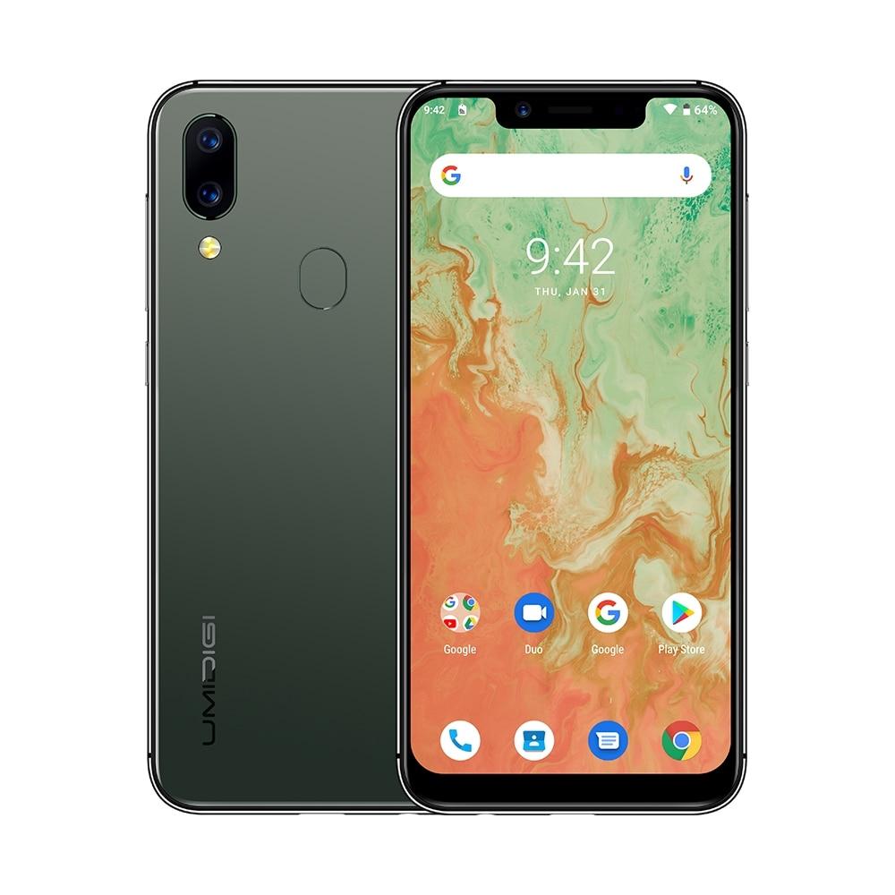 "UMIDIGI A3X Smartphone 5.7"" HD+ display 3GB+16GB MTK6761 Quad core Android 10 OS 16MP+5MP Dual 4G Global Version Mobile phone"