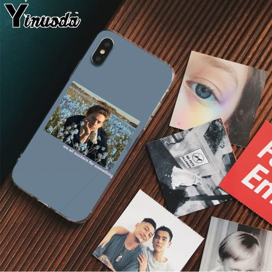 Yinuoda Great art aesthetic van Gogh Mona Lisa David Beautiful Phone Case Yinuoda Great art aesthetic van Gogh Mona Lisa David Beautiful Phone Case for iPhone 8 7 6 6S Plus X XS MAX 5 5S SE XR 11 Pro.
