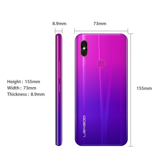 "LEAGOO M13 Android 9.0 19:9 6.1"" Waterdrop Smartphone 4GB RAM 32GB LEAGOO M13 Android 9.0 19:9 6.1"" Waterdrop Smartphone 4GB RAM 32GB ROM MT6761 Quad Core Fingerprint Face ID 4G Mobile Phone."