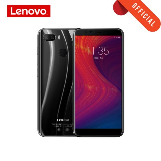 Global Version Lenovo K5 Play 3GB 32GB 18:9 Full Screen Fingerprint ID 13MP Dual Camera 5.7' inch Smartphone Snapdragon 430 Cell