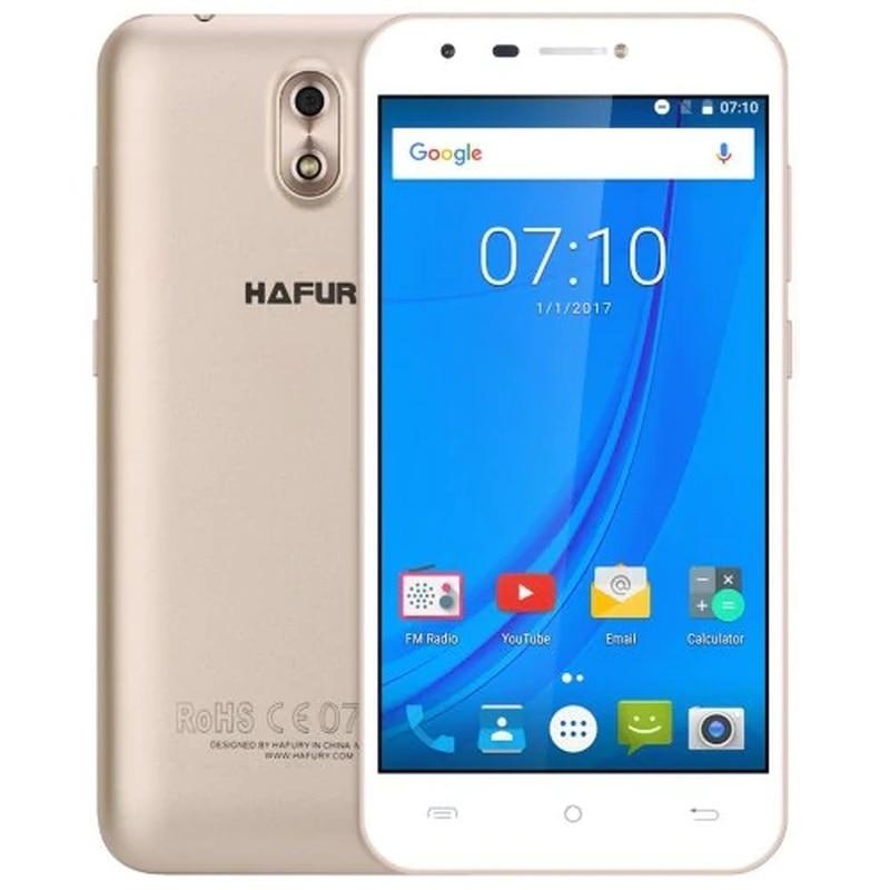 "CUBOT HAFURY MIX SmartPhone 2GB RAM 16GB ROM 5.0"" IPS 3G Telephone MTK6580 Quad Core Android 7.0 2600MAH WIFI GPS Mobile Phone"