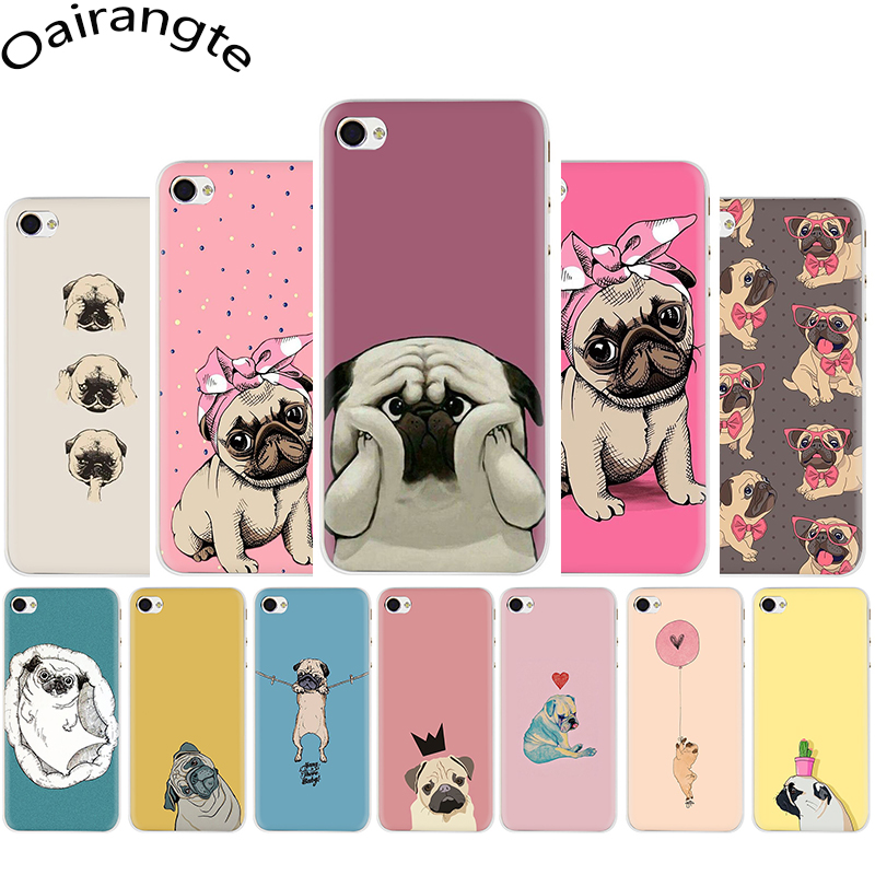 Pug Life Hard phone cover case for iphone 5 5s 5C SE 6 6s 7 8 plus X XR XS 11 Pro Max