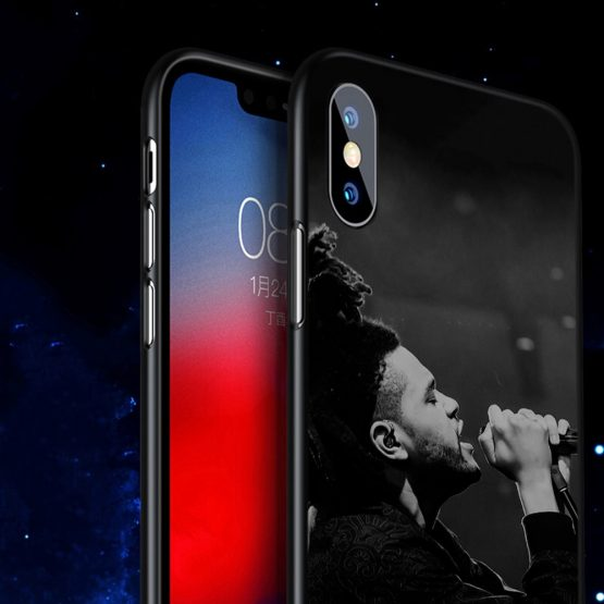Q14 The Weeknd TPU Phone Cover for Apple iPhone 6 6S 7 8 Plus 5 5S SE X XS Q14 The Weeknd TPU Phone Cover for Apple iPhone 6 6S 7 8 Plus 5 5S SE X XS 11 Pro MAX XR silicone Soft Case.
