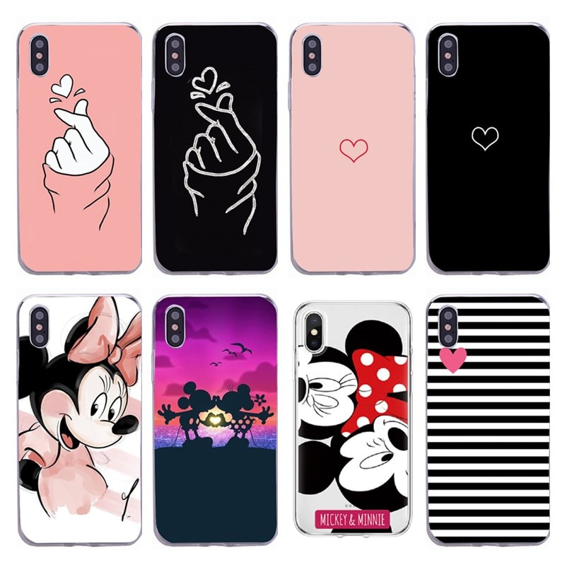 Silicone Case For iPhone 7 7Plus 6 6S 8 Plus 5 5S SE XS Max XR Case Soft TPU Cover For Coque Apple iPhone 11 Pro Max Case Fundas