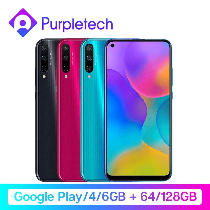 "Original Honor Play 3 64GB 128GB Kirin 710 F Octa Core Smartphone 48MP AI Triple Cameras 6.39"" Android Mobile Phone Google Play"
