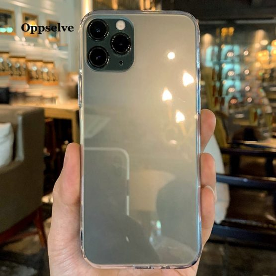 Luxury Glass Case For iPhone 11 Pro XS Max X 8 7 6 S Plus Capinhas Ultra Soft Edge Glas Cover Case For iPhone XR 11 7 Coque Capa