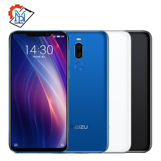 Original Meizu X8 4G RAM 64G ROM 4G LTE Cell Phone Snapdragon 710 Octa Core 6.15'' Screen Dual Cameras Fingerprint Smartphone