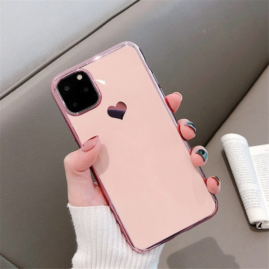 Silicon Heart Love Coupon Case For Iphone 6 6S 7 8 Plus X XS Max XR 11 Pro Max Silicon Heart Love Coupon Case For Iphone 6 6S 7 8 Plus X XS Max XR 11 Pro Max Cases Funda Slim For Iphone 11 Case Coque.