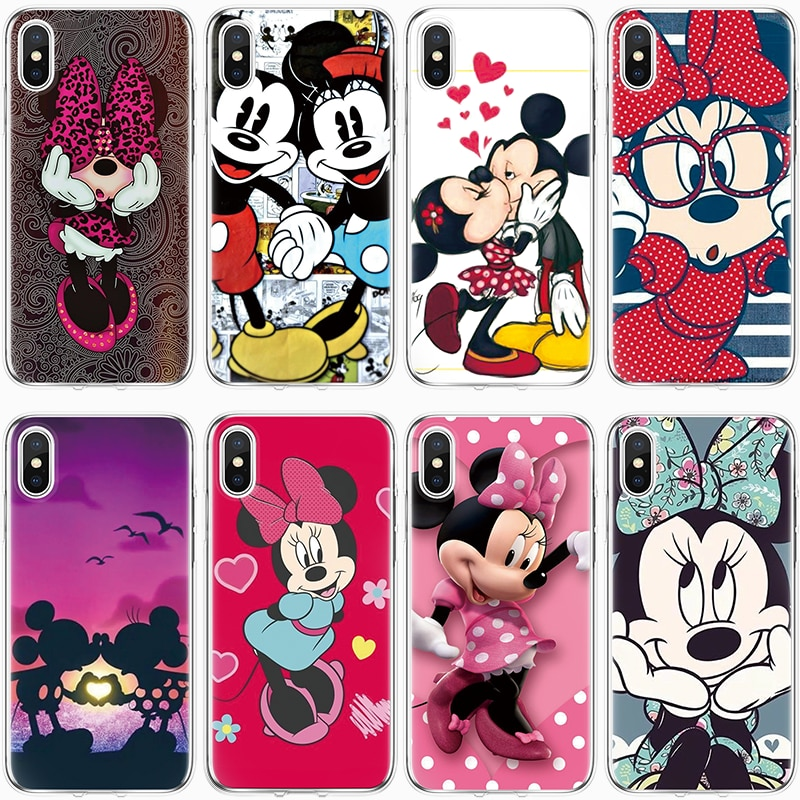 Phone Case For iPhone X XR 8 7 Plus Cover For iPhone 4 4S 5 5S SE 5C 6S 6 7 Plus Soft Fundas For iPhone 11 Pro XS Max Coque Case