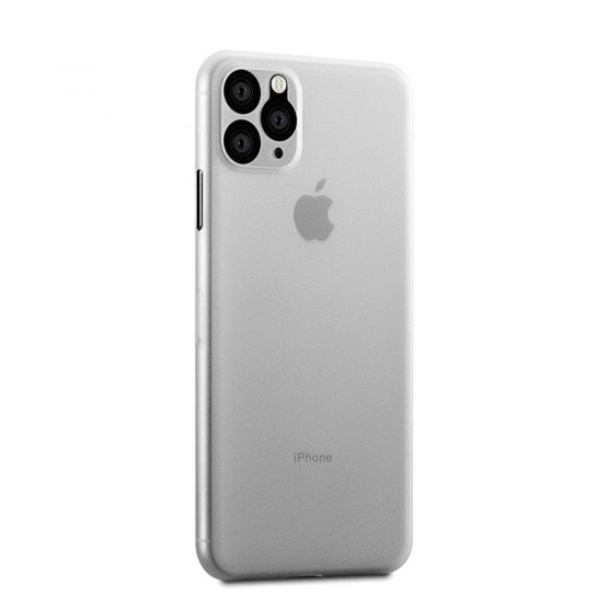 0.3mm Ultra Thin PP Case On The For Iphone 11 Pro XS Max X XR Full Cover 0.3mm Ultra Thin PP Case On The For Iphone 11 Pro XS Max X XR Full Cover For Iphone 7 8 6S 6 Plus Case 5 5S SE Slim Matte Coque.