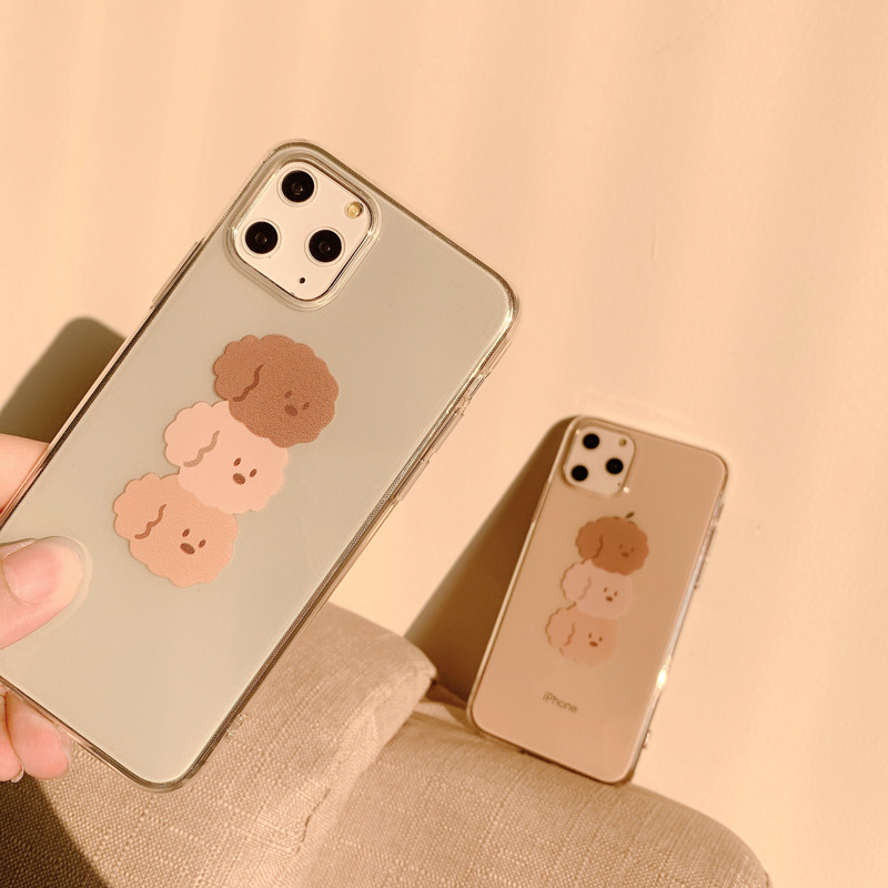 Simple puppy poodle dog cute Phone case for iPhone 11 Pro XS MAX X XR 8 6s Plus case silicon for coque iPhone 7 6 6S Plus case