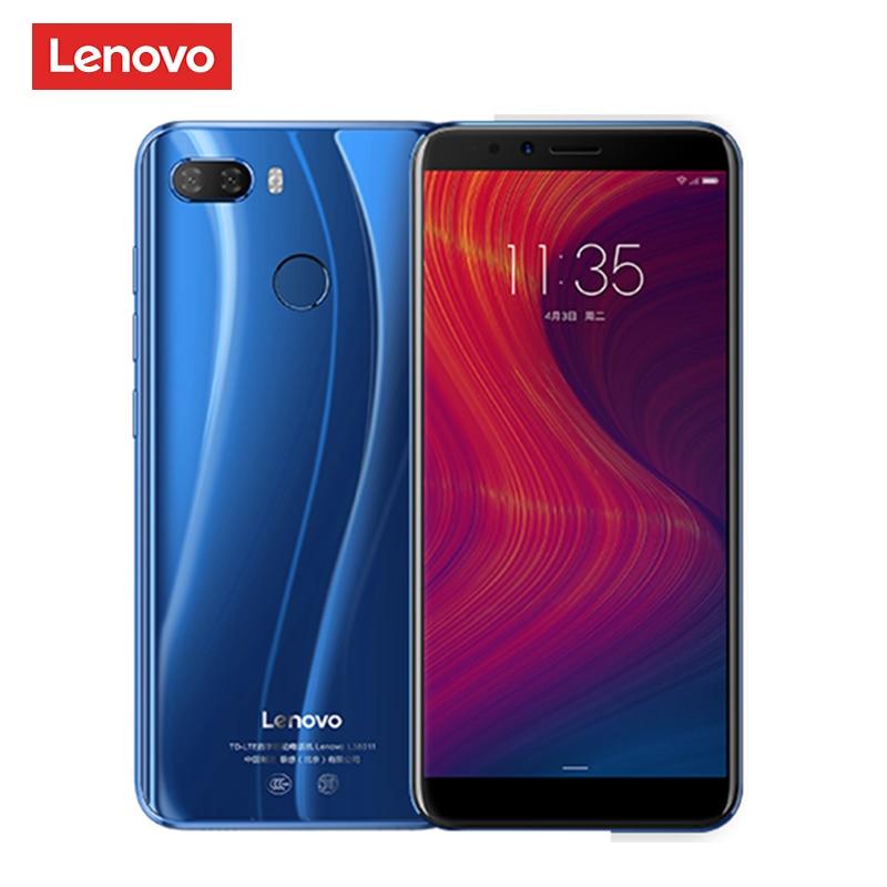 "Global Version Lenovo K5 Play 3GB 32GB Snapdragon 430 Octa Core Smartphone 1.4G 5.7"" 18:9 Fingerprint"