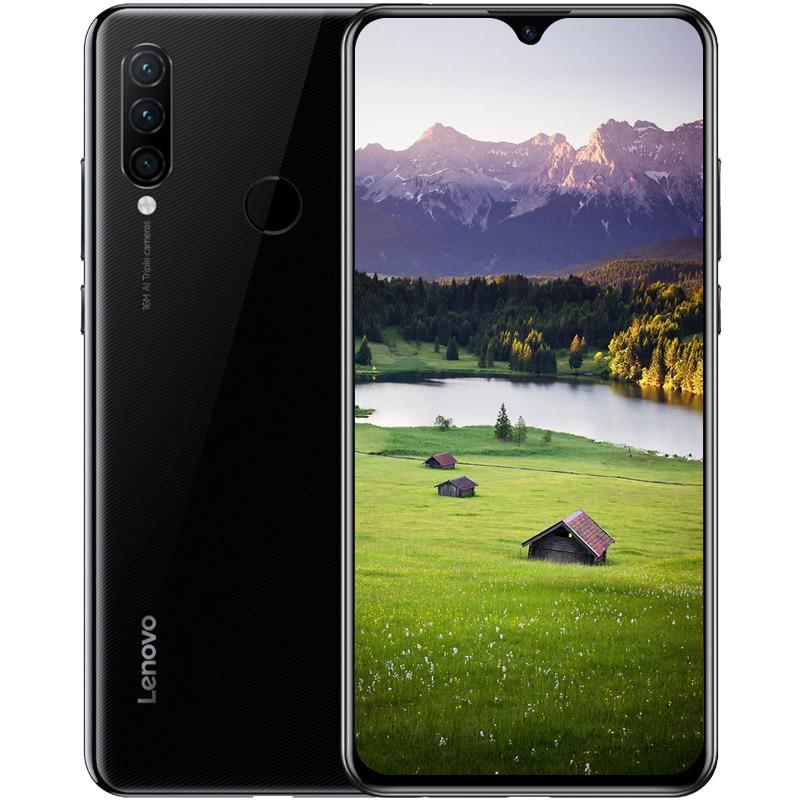 Global ROM Lenovo Z6 Lite L38111 6GB 128GB Smartphone 16MP Triple Cams Snapdragon 710 Octa Core 6.3 inch Mobile Phone 4050mAh