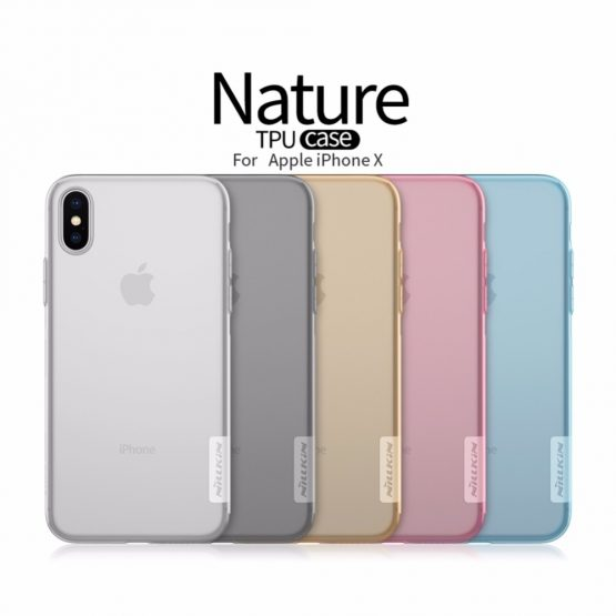 NILLKIN Ultra Transparent Nature TPU Case For iPhone 11 Pro Xs Max XR 6 7 8 Plus 5s 5se Clear Soft Back Cover For iPhone 11 Case