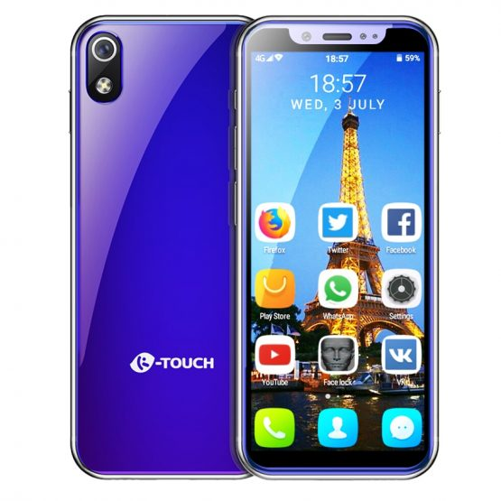 """Support Google Play 3.5"""" small mini mobile phone android 8.1 MTK6739 Quad Core 2GB+16GB 64GB Support Google Play 3.5"""" small mini mobile phone android 8.1 MTK6739 Quad Core 2GB+16GB 64GB 4G smartphone Dual sim K-Touch i9."""