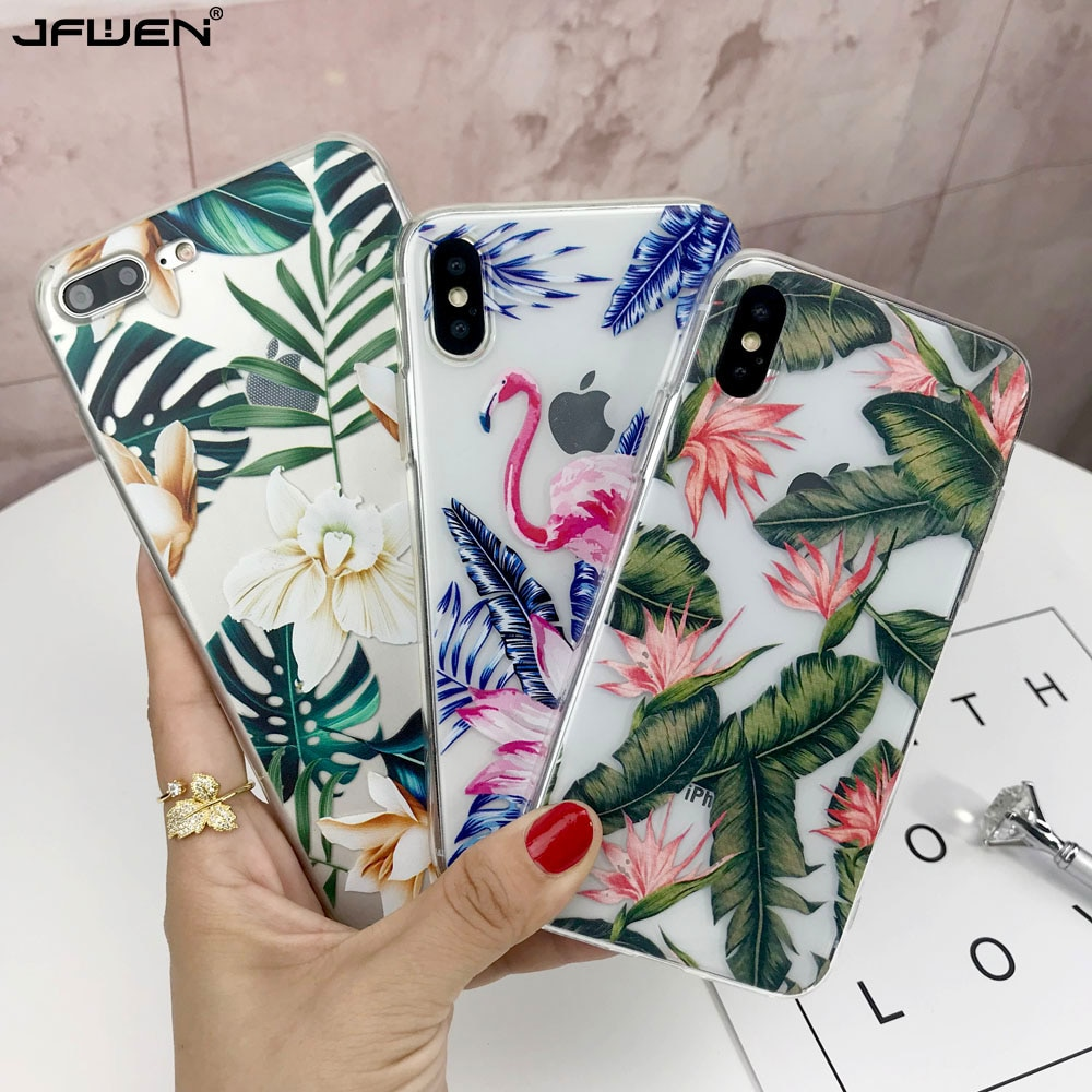 Cute Case For iphone X 8 7 6 Plus XS 11 Pro Max XR Case Silicone Soft TPU Phone Cases For iphone XS 7 8 6 6S Plus X Case Cover