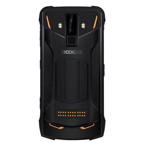 DOOGEE S90 Rugged Smartphone GSM/WCDMA/LTE 6.18inch Cellphones IP68/IP69K 5050mAh Helio P60 Octa Core 6GB 128GB 16MP Camera