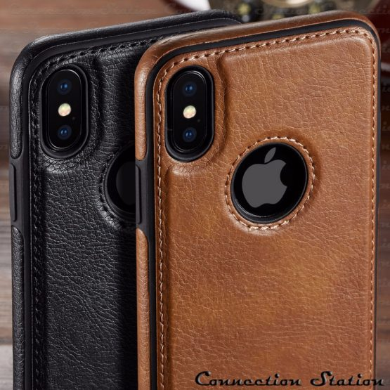For iPhone 11 11 Pro 11 Pro Max Case Luxury Vintage PU Leather Back Thin Case Cover for iphone XS Max XR X 8 7 6 6S Plus Case