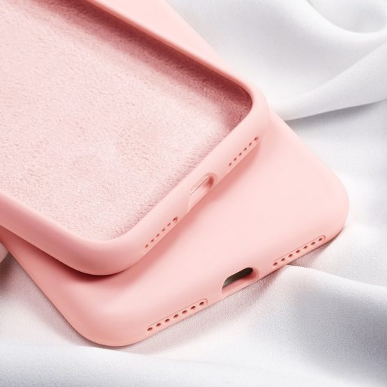 Original Soft Summer Liquid Silicone Case For iPhone 11 2019 XS Max XR X XS Solid color Cover For iPhone 7 8 6 Plus 6S Plus Case