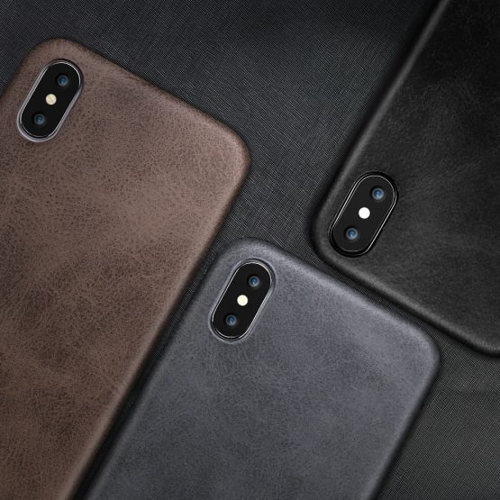 Ultra Thin Phone Cases For iPhone 6S 6 7 8 Plus XS Max Cover Leather Skin Ultra Thin Phone Cases For iPhone 6S 6 7 8 Plus XS Max Cover Leather Skin Soft TPU Silicone Case For iPhone XR X Shell.