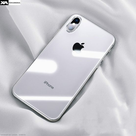 Luxury Glass Phone Case For iPhone 11 Pro XS MAX XR X Transparent Tempered Glass Soft Edge Cover For iPhone 7 8 6 6S Plus Cases