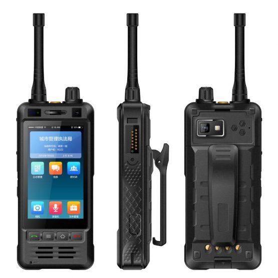 Origianal W5 Shockproof Phone Walkie Talkie IP67 Waterproof Phone 5000mah Battery 5MP Camera Android 6 smartphone