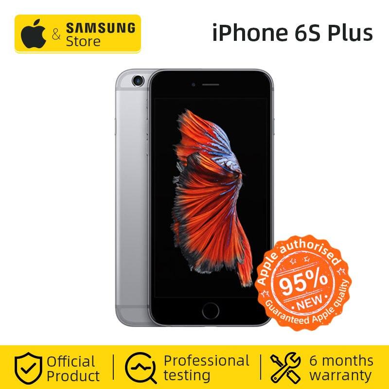Original Apple iPhone 6S Plus Smartphone 16/32/64/128GB ROM 5.5 inch 1080P 12.0 MP Camera 4G LTE Used Mobile phone