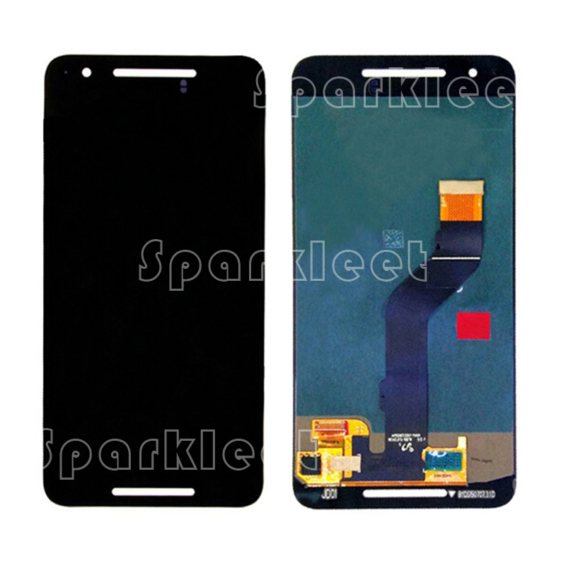 """5.7"""" LCDs For Huawei Nexus Google 6P LCD Display +Touch Screen Digitizer Assembly Replacement For Smartphone LCD"""