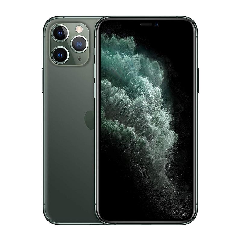 "Apple iPhone 11 Pro Max | 18W USB-C Power Adapter Cellular Smartphone 6.5"" Super Retina XDR OLED Display Triple-camera system"