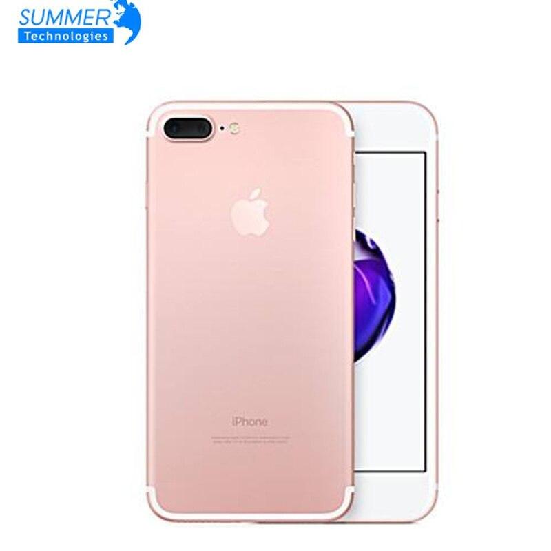 Fingerprint Smartphone Apple iPhone 7 Plus Quad-Core 5.5 inch 3GB RAM 32/128GB/256GB IOS LTE 12.0MP Camera iPhone7 Plus