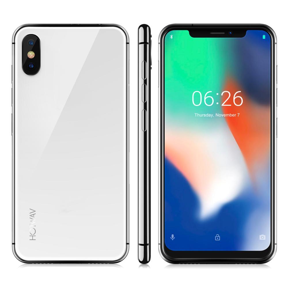"XGODY Symbol Max 4G Smartphone 6.26"" 18:9 Android 8.1 3GB RAM 32GB ROM 3150mAh Quad Core Dual SIM WiFi Mobile Phone CellPhone"