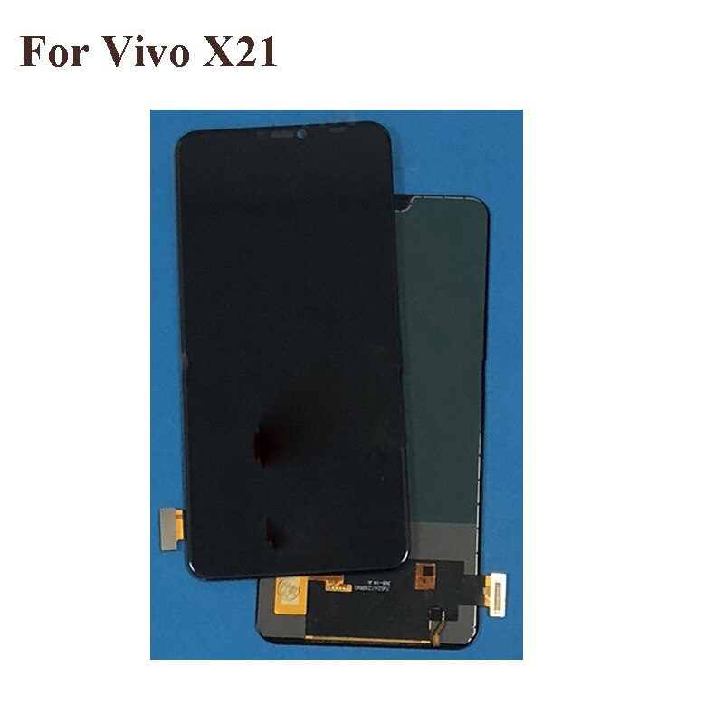 """Black LCD+TP For vivo x21 x 21 LCD Display Panel with Touch Screen Digitizer VivoX21 Smartphone Replacement 6.28"""" For vivo x 21"""