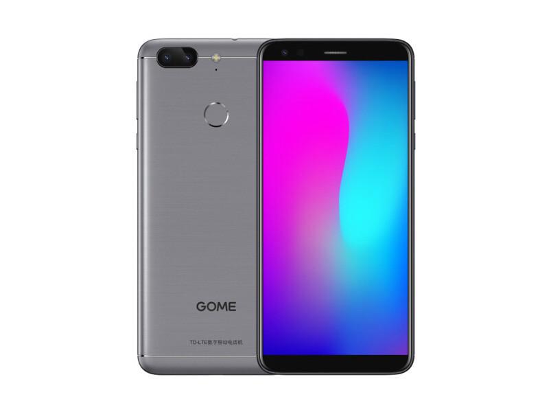 "Origina GOME S7 5.7""HD MT6750T Octa Core Smartphone RAM 4GB ROM 64GB 4000mAh Iris Recognition 4G LTE Mobile Phone"
