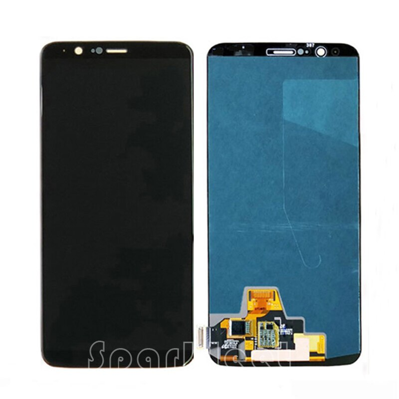"""6.01"""" LCD Display For OnePlus 5T LCD Display Touch Screen Digitizer Assembly For OnePlus 5T 1+5T A5010 Smartphone Replacement"""