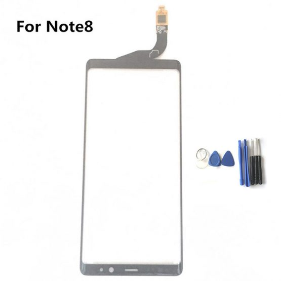 Phone Touch Screen Digitizer Front Glass Replacement for Samsung Galaxy Note 8 N950 smartphone screen glass accessories