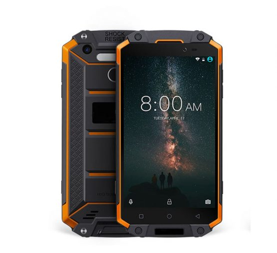 "Original IP68 Rugged Waterproof shockproof 4G SmartPhone P9000 4GB 64GB 5.5"" FHD MT6750V Octa Core 13MP NFC OTG Fingerprint GPS"