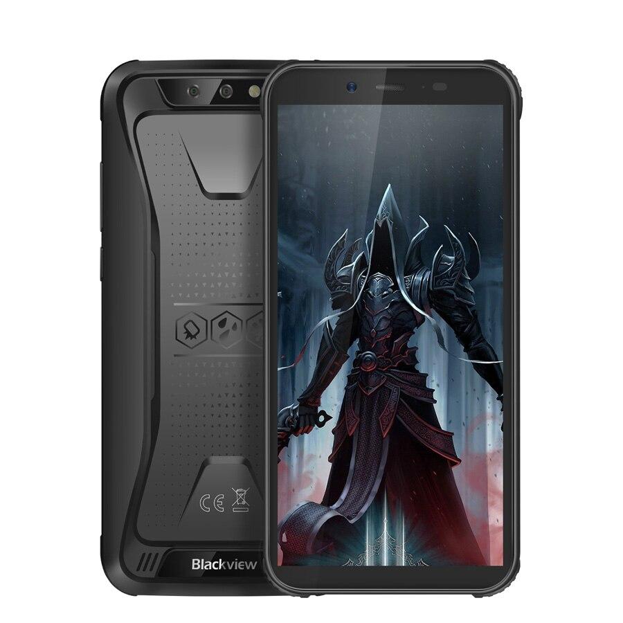 "Blackview BV5500 Pro 5.5"" IP68 Waterproof Rugged Outdoor Smartphone 3GB+16GB Android 8.1 4400mAh Dual SIM 18:9 Mobile Phone"