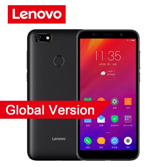 Global Version Lenovo A5 MTK6739 Quad Core 5.45'' SmartPhone 3GB RAM 16GB ROM Cellphone Fingerprint 4G-LTE Mobile Phone