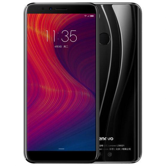 "In Stock Lenovo K5 Play 3GB 32GB Black Smartphone 5.7"" Fingerprint Snapdragon 430 Octa Core Android Mobile phone Global Version"