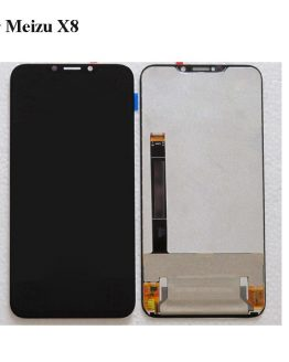 """Black LCD+TP For Mei zu X8 X 8 LCD Display with Touch Screen Digitizer Smartphone Replacement MeizuX8 M852Q repair 6.2"""""""