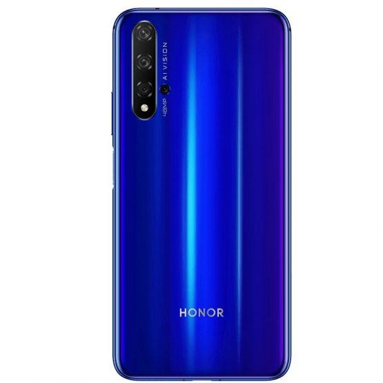 Honor 20 honor 20 pro NFC Mobile Phone Kirin 980 Android 9.0 6.26 inch Screen 4000mAh Battery Smartphone