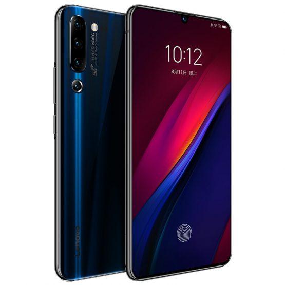 "Chinese Version 5G phone Lenovo Z6 Pro 5G 6.39"" Snapdragon 855 Liquid Cooling 2.0 Game Smartphone 8GB 256GB 48MP Quad Cameras 5G"