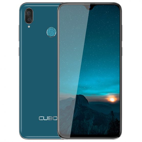 "Cubot R15 Pro 4G Smartphone Android 9.0 Pie 6.26"" Waterdrop Full Screen 3GB+32GB 16MP Face ID Cellura 3000mAh mobile phone"