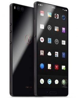 "Unlock New Original Smartisan Nut 3 Smartphone 5.99"" 4GB RAM 64GB Dual SIM Card Fingerprint 2160x1080 Octa Core Mobile Phone"