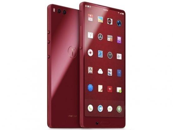 "Original Unlock New Smartisan Nut 3 Mobile Phone 5.99"" 4GB RAM 32GB Dual SIM Card Snapdragon 625 Octa Core Face ID Smartphone"