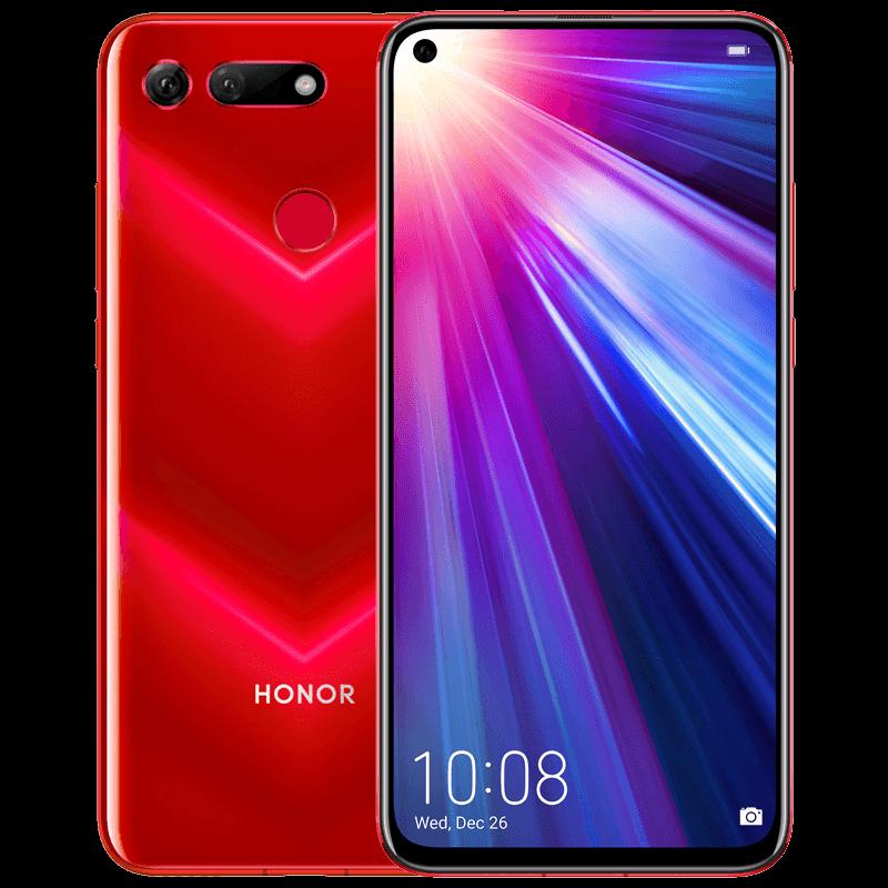 Google Play Honor V20 View 20 Smartphone Android 9.0 kirin 980 Octa Core FingerPrint ID 6.4 inch 3*Cameras 4000 mAh Cell Phone